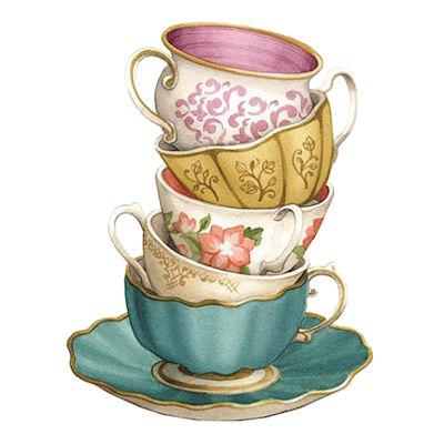 Einladung zur Teekannen-Ausstellung