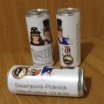 Das Steampunk-Picknick findet statt