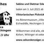 Steampunk-Picknick am 13.9.2020 in der Villa Rustica
