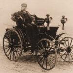 3.7.1886: Das Fahrzeug von Carl Benz