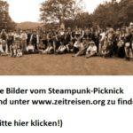 Steampunk-Picknick am 13.9.2020